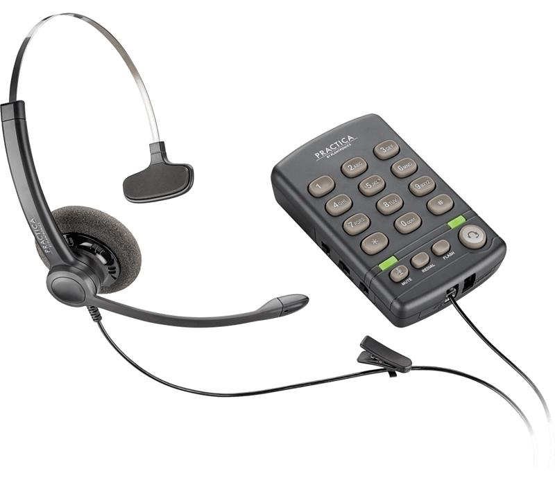 Comparativo: headset para telefone Microsoft x Plantronics