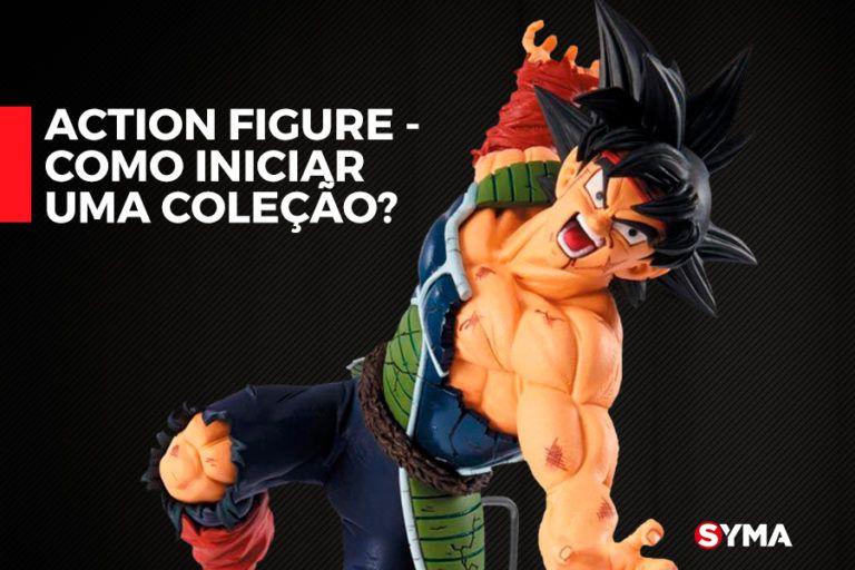 Action Figure - Como iniciar sua coleção.