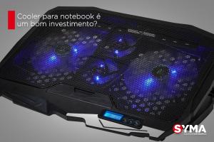 Suporte com cooler para notebook é um bom investimento?