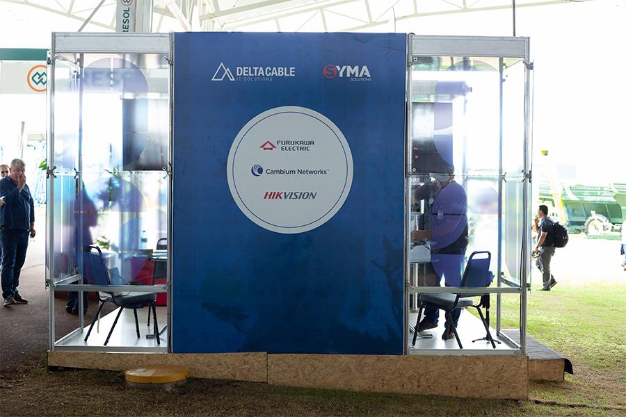 Syma + Delta Cable no Show Rural 2020: Confira!