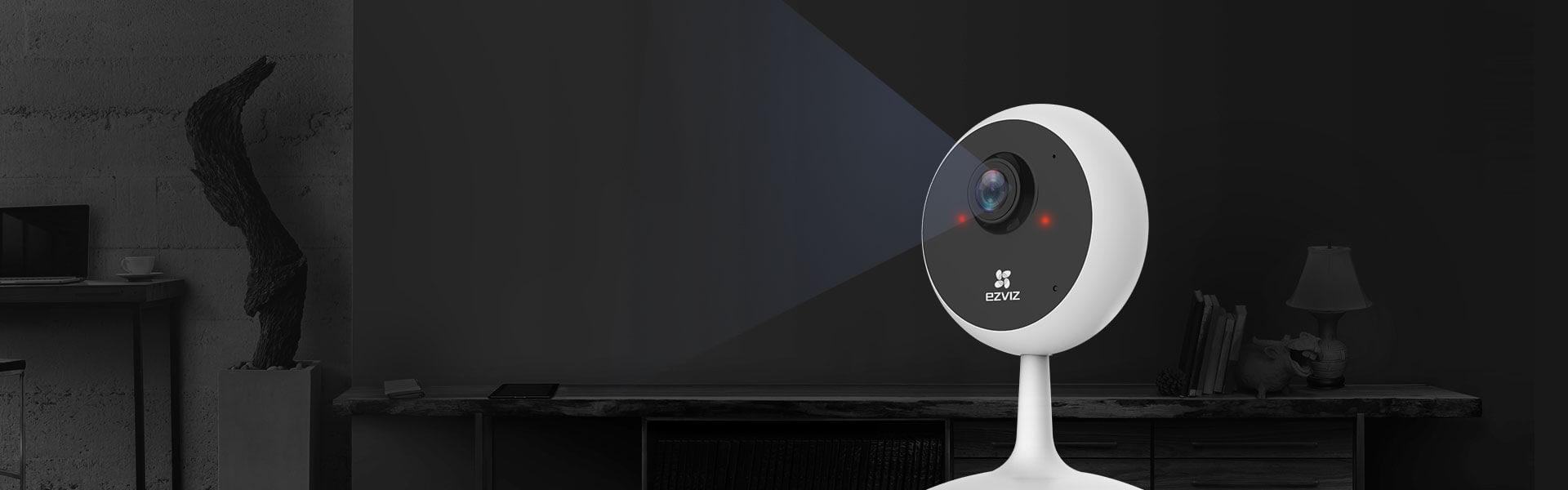 Segurança: conheça a câmera Ezviz C1C