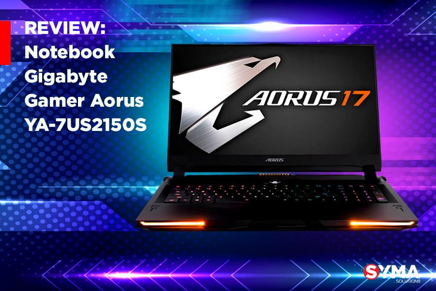 Notebook Gigabyte Gamer Aorus Intel I7-9750H RTX 2080